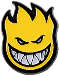 Spitfire Bighead Pin - yellow
