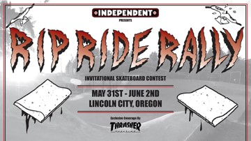 Rip Ride Rally | Lincoln City Invitational 2019