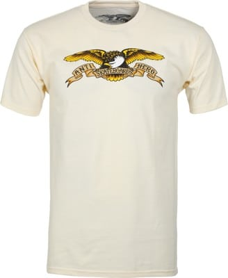 Anti-Hero Eagle T-Shirt - cream - view large