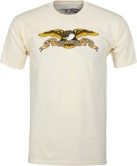 Anti-Hero Eagle T-Shirt - cream