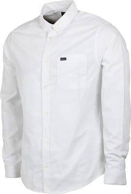 RVCA That'll Do Stretch L/S Shirt - white - view large