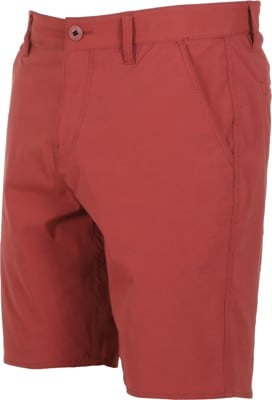 Brixton Toil II All-Terrain Hybrid Shorts - brick - view large