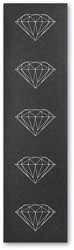 Diamond Supply Co Brilliant Graphic Skateboard Grip Tape - black/white