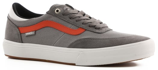 Vans Gilbert Crockett Pro 2 Skate Shoes - pewter/frost grey - view large