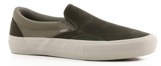 Vans Slip-On Pro Shoes - grape leaf/laurel oak - view large