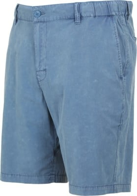 RVCA All Time Coastal Rinsed Hybrid Shorts - china blue - view large