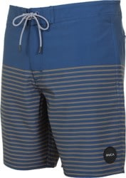 RVCA Curren Boardshorts - seattle blue