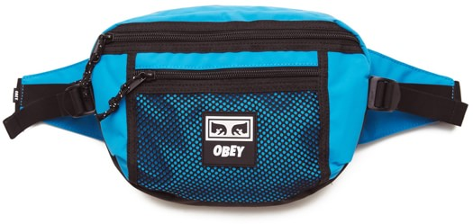 Obey Conditions Waist Pack - pure teal - view large