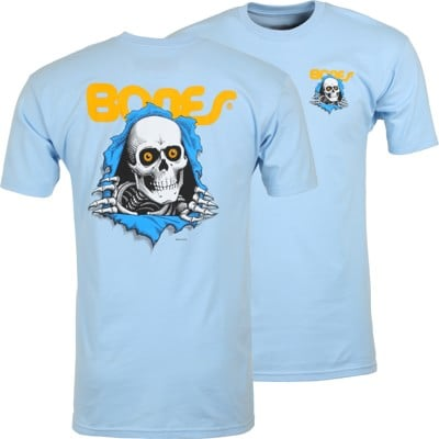 Powell Peralta Ripper T-Shirt - powder blue - view large