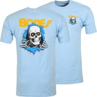 Powell Peralta Ripper T-Shirt - powder blue