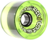 Cloud Ride Cruiser Longboard Wheels - clear green (78a)