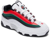 aae0dd0b512ab9 DC Shoes Legacy OG Skate Shoes - white green red
