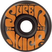 OJ Mini Super Juice Cruiser Skateboard Wheels - black (78a)