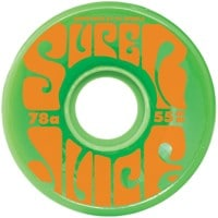 OJ Mini Super Juice Skateboard Wheels - green (78a)