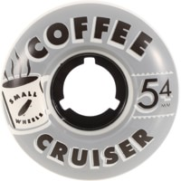 Sml. Coffee Skateboard Wheels - grey day (78a)