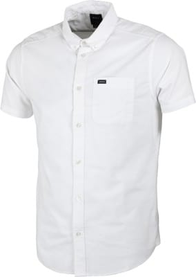 RVCA That'll Do Stretch S/S Shirt - white - view large
