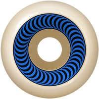 Spitfire OG Classics Skateboard Wheels - white/blue (99a)