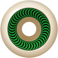 Spitfire OG Classics Skateboard Wheels - white/green (99a)