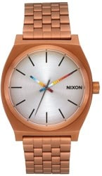 Nixon Time Teller Watch - copper/serape