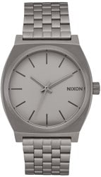 Nixon Time Teller Watch - dark steel