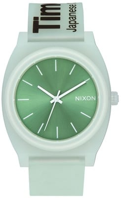 Nixon Time Teller P Watch - invisi-mint - view large