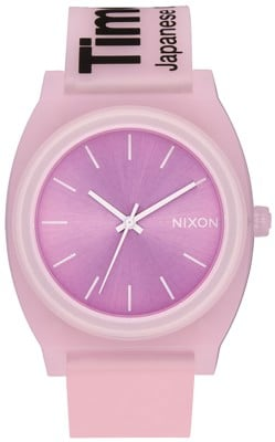 Nixon Time Teller P Watch - invisi-pink - view large