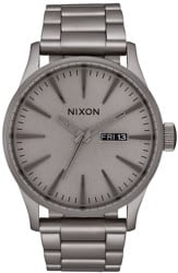 Nixon Sentry SS Watch - dark steel
