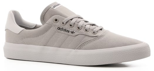 Adidas 3MC Skate Shoes - light solid grey/light solid grey/footwear white - view large