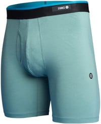 Stance Standard Combed Cotton Boxer Brief - green