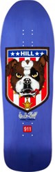 Powell Peralta Hill Bulldog 10.0 Skateboard Deck - purple