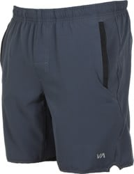 RVCA Yogger Stretch Shorts - slate