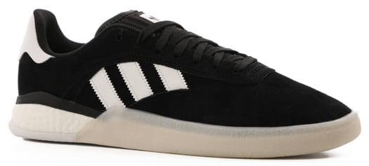 Adidas 3ST.004 Skate Shoes - core black/footwear white/core black - view large