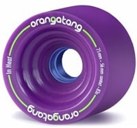 Orangatang In Heat Carving/Race Longboard Wheels - purple (83a)