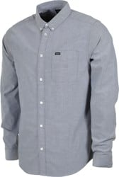 RVCA That'll Do Stretch L/S Shirt - distant blue