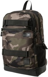 RVCA Curb Backpack - camo