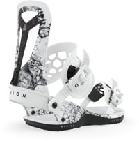 Union Falcor Snowboard Bindings 2020 - white