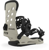 Union STR Snowboard Bindings 2020 - bone