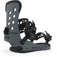 Union STR Snowboard Bindings 2020 - dark grey