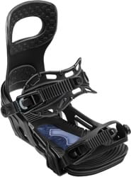 Bent Metal Joint Snowboard Bindings 2020 - black