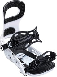 Bent Metal Joint Snowboard Bindings 2020 - white