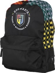 Vans Harry Potter Hogwarts Backpack - black