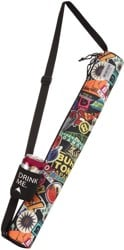 Burton Beeracuda 2L Cooler Bag - stickers print