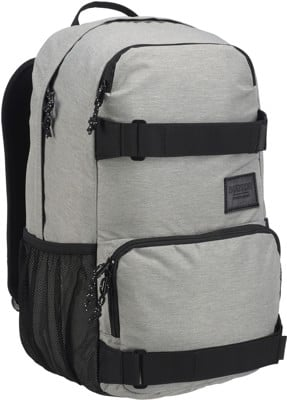 Burton Treble Yell 21L Backpack - gray heather - view large