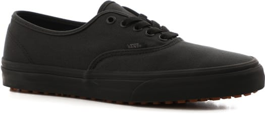 Vans Authentic UC Shoes - (made for the makers) black/black/black - view large