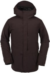 Volcom TDS 2L Gore-Tex Insulated Jacket - black red