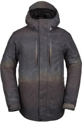 Volcom Slyly Jacket - brown