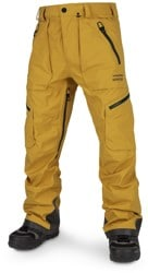 Volcom Guch Stretch Gore-Tex Pants - resin gold
