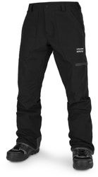 Volcom Stretch Gore-Tex Pants - black