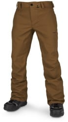 Volcom Klocker Tight Pants - caramel