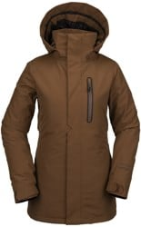 Volcom Eva Gore-Tex Insulated Jacket - copper